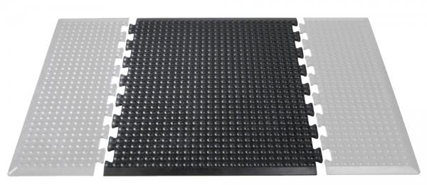 BIONIC Vario E+M, Mittelstück für verlängerbare Gummimatte mit Puzzlesystem, ölbeständig